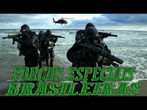 Forças Especiais Brasileiras 2017 - Brazilian Special Forces