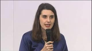 Clara Duchalet presents Vépluche at changeNOW 2020 in Paris