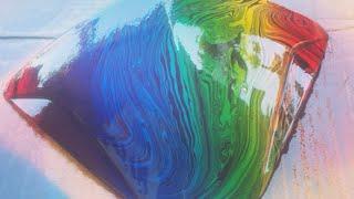 rainbow water experiment