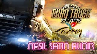 Euro Truck Simulator 2 Steam ile Satın Alma İşlemi Nasıl Yapılır