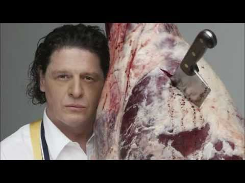 Marco Pierre White walks from radio interview - YouTube