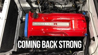 Another Problem With The Skyline Rb25