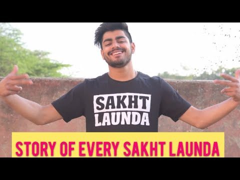 SAKHT LAUNDA | HAQ SE SINGLE | AWANISH...