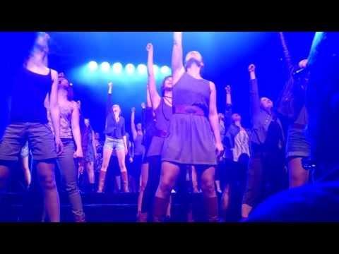 Start Me Up/Livin' On A Prayer (Glee / Rolling Stones / Bon Jovi) - AMUSE (Wonder)