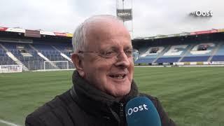 Jaap Stam lijkt de droomkandidaat bij PEC Zwolle: