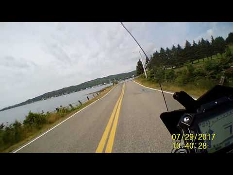 East LaHave to LaHave Ferry Boarding