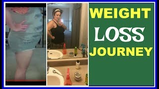 WEIGHT LOSS JOURNEY- HOW I WENT FROM A SIZE 18 to 8