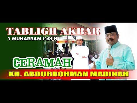 KH. ABDURROHMAN MADINAH