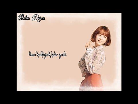 [Türkçe Altyazılı] Jeong Eun Ji (Apink)- You're My Garden   Strong Woman Do Bong Soon OST   Part 1  