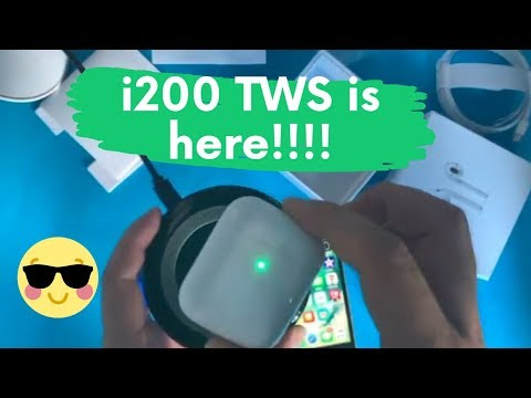 i200 TWS Sneak Peek and Features | $39 - Latest Airpod Killer