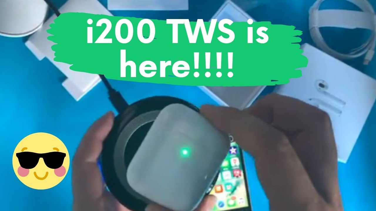 i200 TWS Review   Best Chinese Products