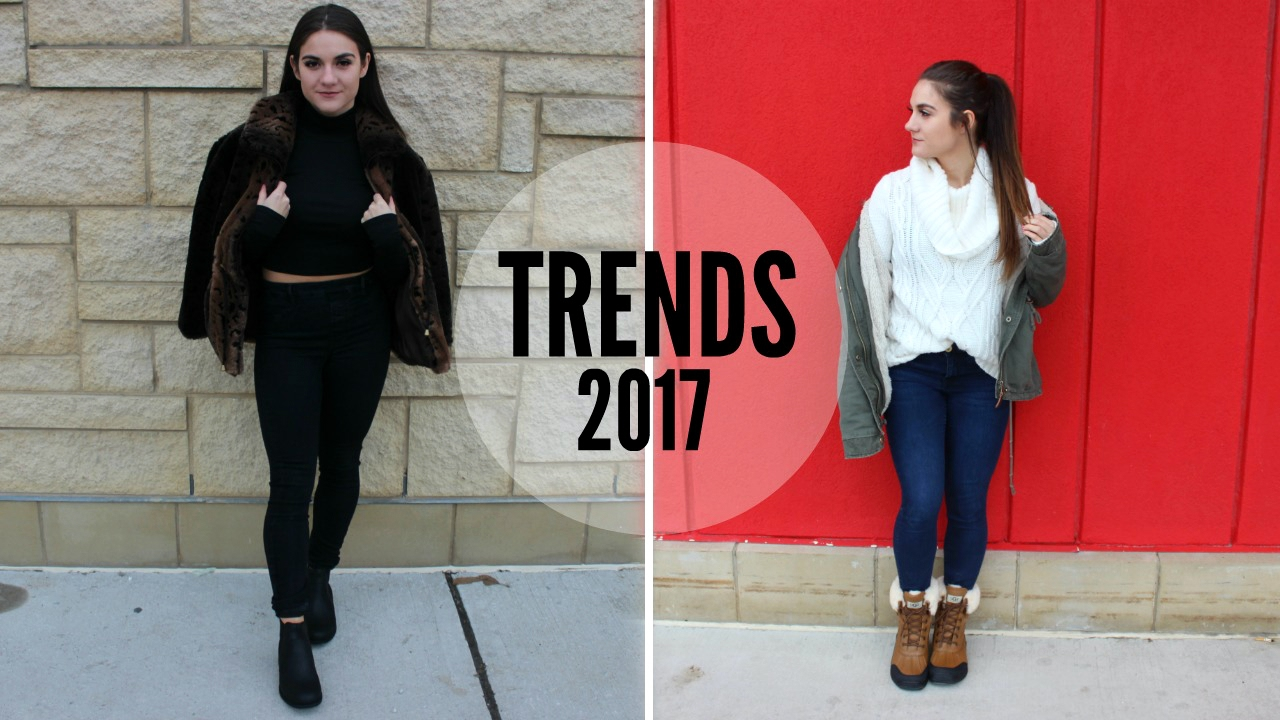 How To Look Trendy During Winter Fashion Trends 2018