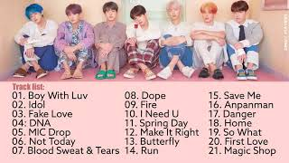 Download BTS Playlist .  Best BTS Songs 2019 2020 | 방탄소년단