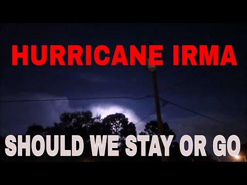 FLORIDA SHOULD I STAY OR SHOULD I GO