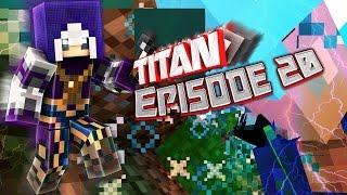 Der Fall der Titanen! - Minecraft TITAN Ep. 20 | VeniCraft