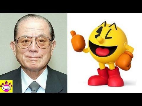 R.I.P father of Namco, Pac-Man live stream