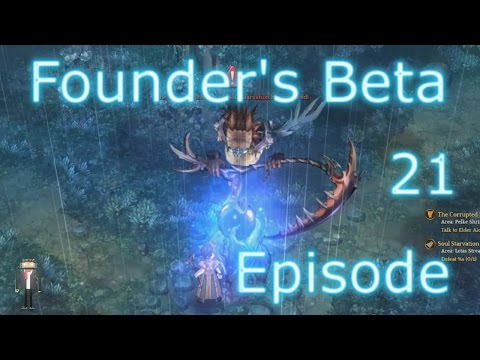 Letas Stream ~ Tree Of Savior founder beta 21