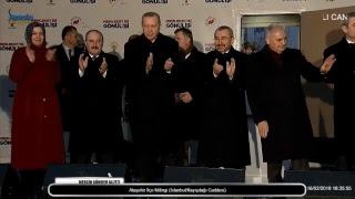 Cumhurbaşkanı Recep Tayyip ERDOĞAN Ataşehir İlçe Mitingi (İstanbul/Kayışdağı Caddesi)