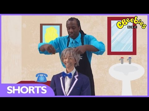 Let's Play: Hairdressers - CBeebies