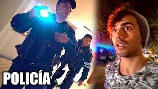 Nos quisieron robar... *la policía entró a la casa*