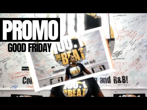 Venom - Good Fridays Every Friday 11 am on 100.1 The Beat
