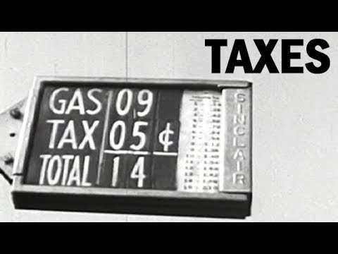 The Truth About Taxes | 1940 Republican Campaign Film for Presidential Candidate Wendell Willkie