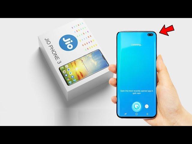 JIO PHONE NEWS - First Look, DSLR Camera, 5G, Low Price Smartphones   Jio का धमाकेदार Offer