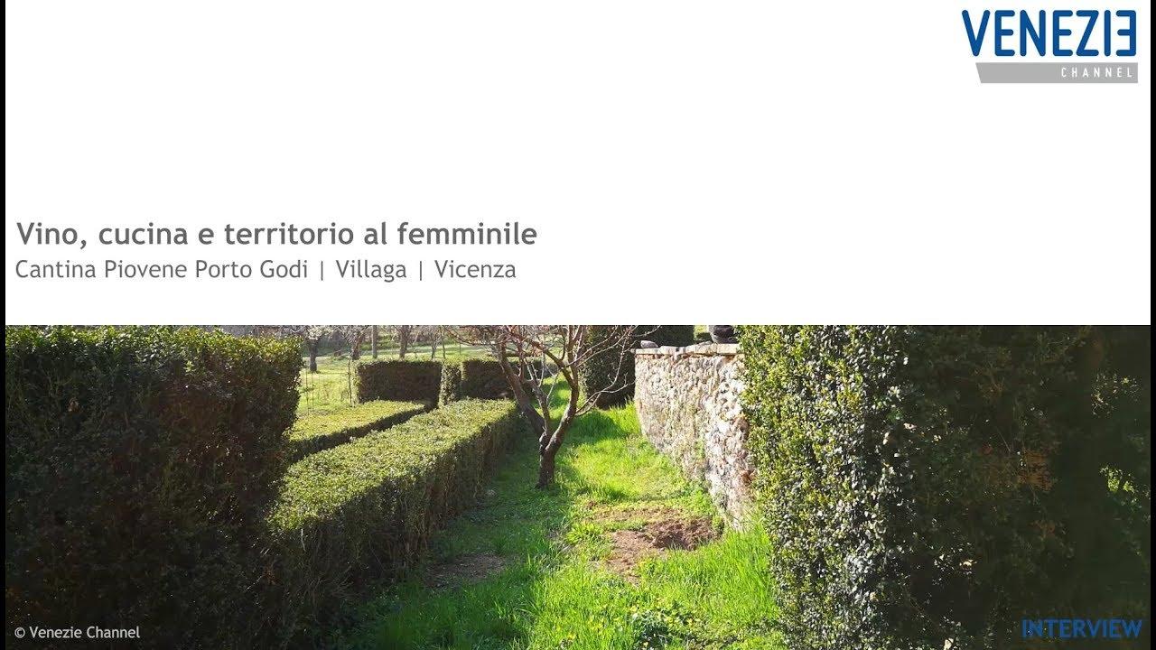 Vino, cucina e territorio al Femminile | Alessandra Piovene - YouTube