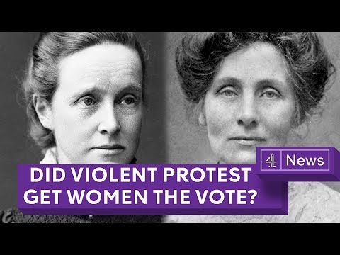 Suffragettes vs Suffragists: Did violent protest get women the vote? Mp3