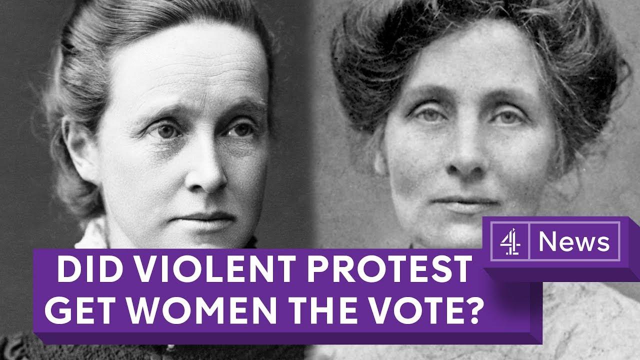 Suffragettes vs Suffragists: Did violent protest get women the vote?