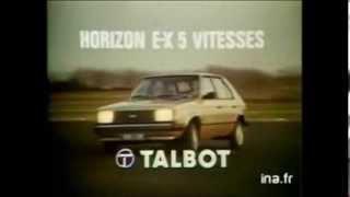 Passion Horizon TV - Compilation Pubs françaises