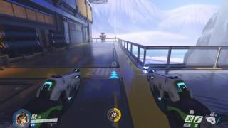 Overwatch Tracer Speed Test