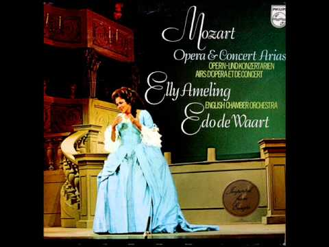 Mozart / Elly Ameling, 1973: Non so più cosa son, cosa faccio (Marriage of Figaro) mp3