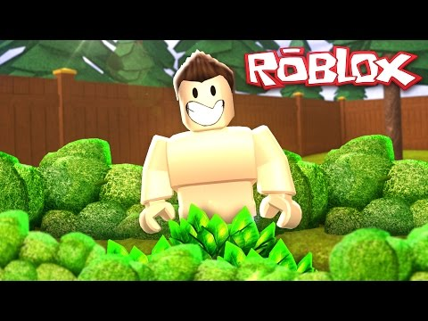 Roblox Adventures / Hide and Seek / Hiding Because We're Naked!