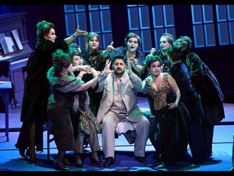 "Giacomo Puccini: ""Turandot"" (Trailer) | Wiener Staatsoper"