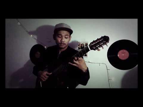 Rio Febrian - maafkan ( Fingerstyle Guitar) Made Dien