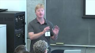 Bill Gaver -- Guidance and Evaluation Methods from Art, Design and the Humanities (MS #11)