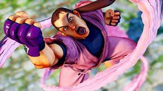 Street Fighter V: Champion Edition – Dan Gameplay Trailer