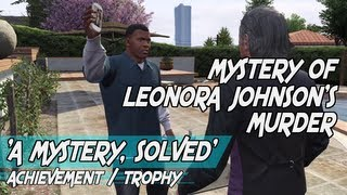 GTA 5 - The Mystery of Leonora Johnson