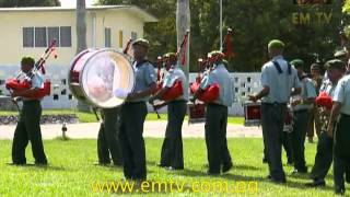 British High Commission has come to the aid of the PNG Defence Force Band