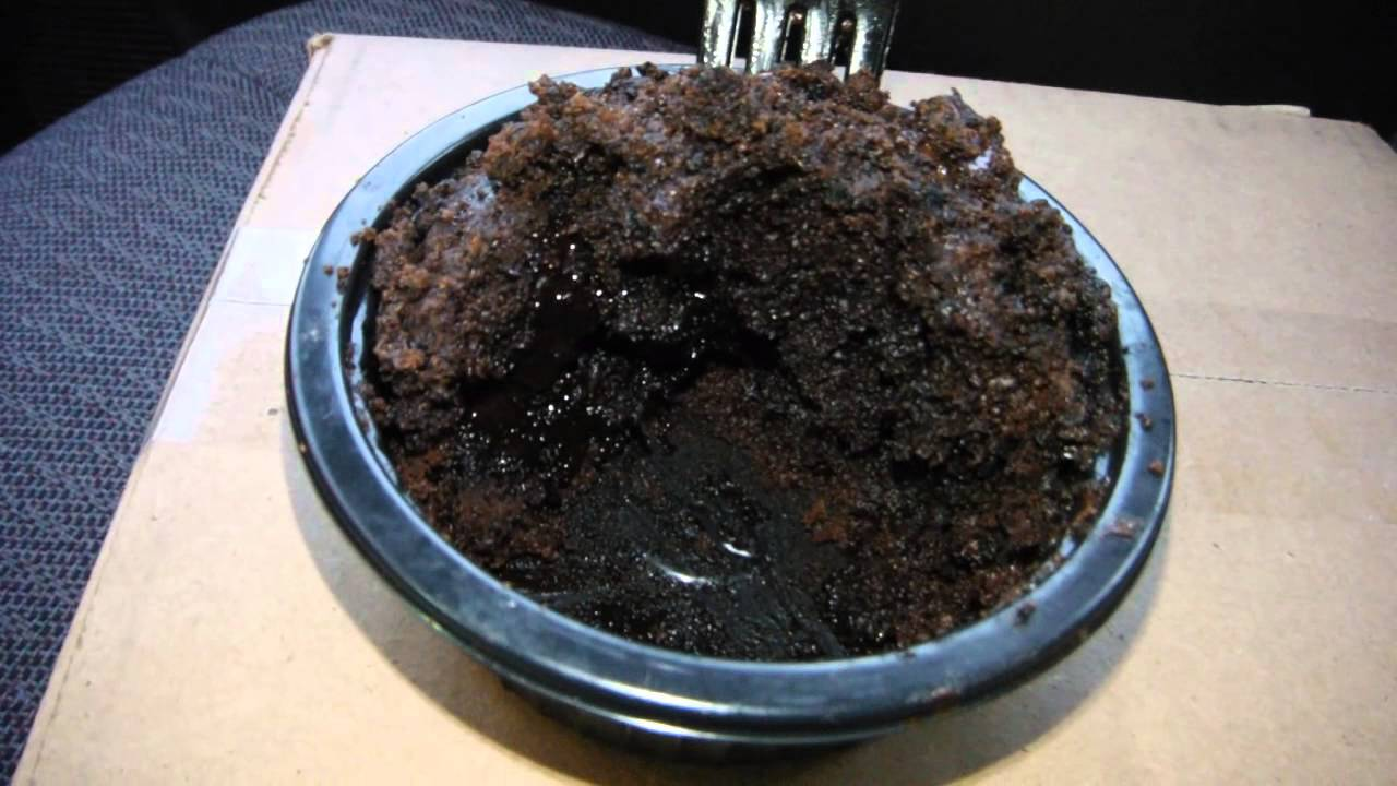 Molten Lava Cake Fast Food