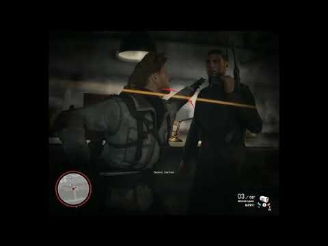 #Sniperelite4 #AsifSaeed Sniper Elite 4 The End |