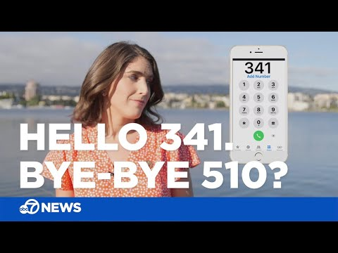 Is A New Area Code In The East Bay A Big Deal? Apparently, Yes.