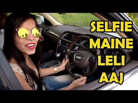 DHINCHAK POOJA Is Back - Selfie Maine Leli Aaj ROAST - Goofyapa