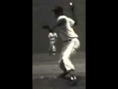 Satchel Paige Pitching Motion Sidearm