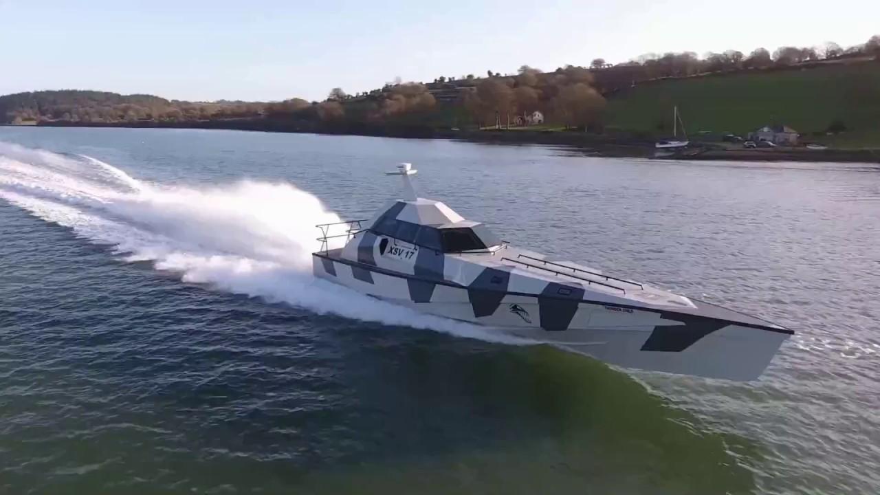 Αποτέλεσμα εικόνας για thunder child boat