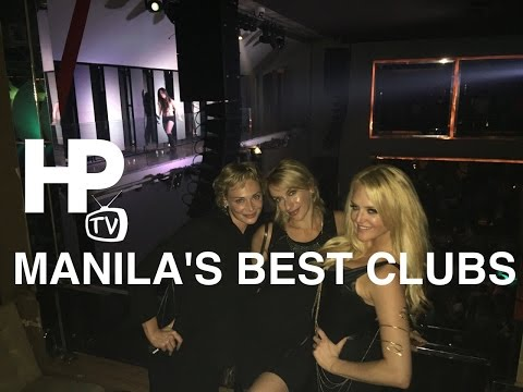 Manila Nightlife: Manila's Best Clubs Valkyrie Prive Time by HourPhilippines.com