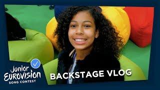 Backstage Vlog - Junior Eurovision Song Contest 2018