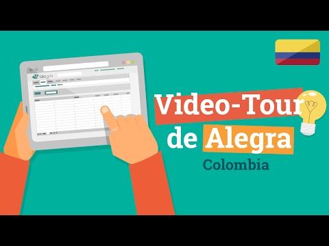 Video Tour Alegra Colombia