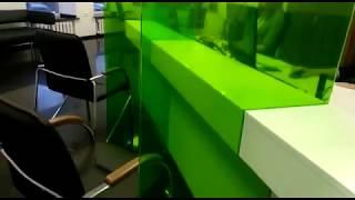 Комплексный ремонт офиса для АО «Фридом Финанс»#15 в Украине г. Полтава